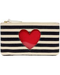 Boutique Moschino - Moschino Cheap Chic Sailor Chic Pouch - Lyst