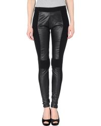 Ohne Titel - Ohne Titel Leather Trousers - Lyst