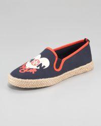 Tory Burch Alaine Slip-On Sneaker - Lyst
