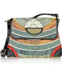 Gattinoni - Planetarium Multicolor Shoulder Bag - Lyst
