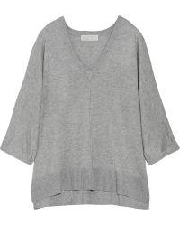 MICHAEL Michael Kors Fineknit Sweater - Lyst