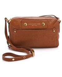 Marc By Marc Jacobs Preppy Leather Camera Bag - Lyst