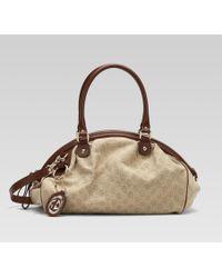 Gucci | Sukey Boston Bag | Lyst