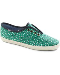 ModCloth - Its Been A Boll Sneaker - Lyst