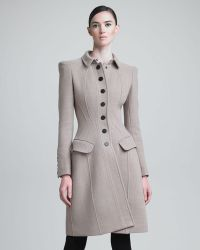 Burberry Prorsum Princess Coat - Lyst