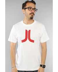 Wesc The Icon Organic Tee in White - Lyst