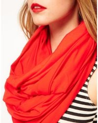 American Apparel - Circle Scarf - Lyst