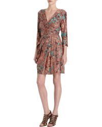 C&T Costello Tagliapietra - Spongy Floral Dress - Lyst