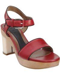 Marni Platform Sandal - Lyst
