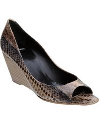 Pierre Hardy Wedge Pump - Lyst