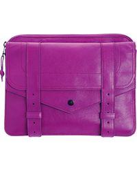 Proenza Schouler Ps1 Ipad Case pink - Lyst