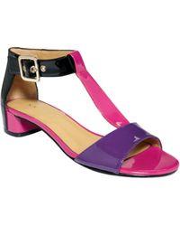 Nine West Briteside Sandals - Lyst