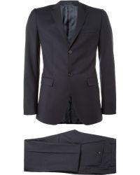 Jil Sander Slimfit Wool and Mohair Blend Suit - Lyst