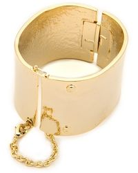 Made Her Think - Call To Arms Cuff - Lyst