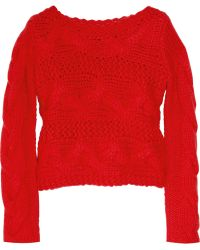 Sass & Bide - The Trademark Merino Wool Jumper - Lyst