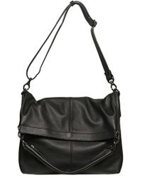 Givenchy Nappa Nightingale Messenger Bag black - Lyst
