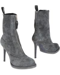High Ankle Boots - Lyst