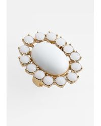 Kate Spade Paisley Park Statement Ring - Lyst