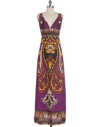 ModCloth Beach Royalty Dress - Lyst