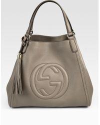 Gucci Soho Medium Shoulder Bag - Lyst