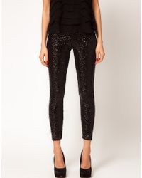 TFNC London - Legging Sequin High Waist - Lyst