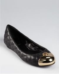 Tory Burch Flats Kaitlin Quilted Ballet - Lyst