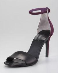 Alexander Wang Carmen Colorblock Sandal - Lyst