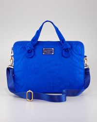 Marc By Marc Jacobs - Pretty Nylon Solid Commuter Bag 15 - Lyst