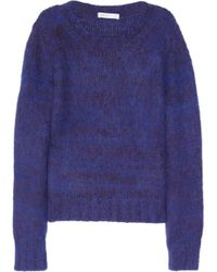 See By Chloé Knitted Sweater - Lyst