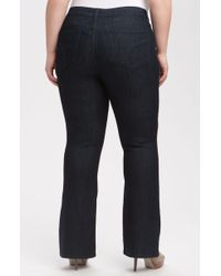 Not Your Daughter's Jeans Nydj Hayden Straight Leg Jeans - Lyst