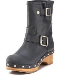 Lucky Brand Lexi Clogbottom Boots - Lyst