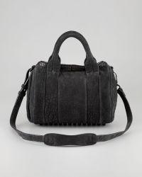 Alexander Wang Rockie Crossbody Satchel Bag - Lyst
