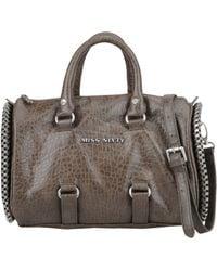 Miss Sixty | Medium Fabric Bag | Lyst