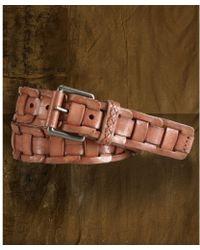 Denim & Supply Ralph Lauren - Leather Belt - Lyst