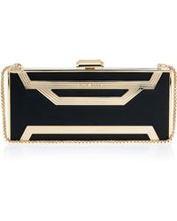 Elie Saab Rectangle Box Clutch Bag - Lyst