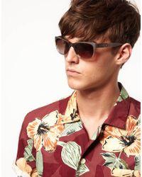Jil Sander - Wayfarer Sunglasses - Lyst