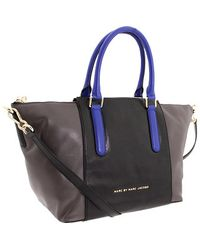 Marc By Marc Jacobs Burg Boxer Large Satchel - Lyst
