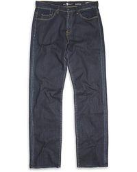 7 For All Mankind Austyn Straight Leg Jean - Lyst