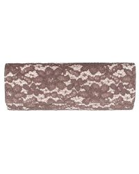 Alexon - Light Brown Lace Clutch Bag - Lyst