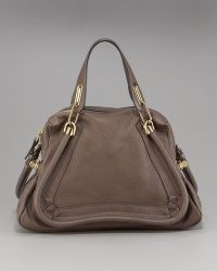 Chloé Paraty Shoulder Bag - Lyst