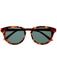 J.Crew Han Kjøbenhavn™ Timeless Sunglasses animal - Lyst