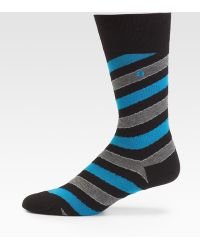 BOSS Orange - Multi Striped Socks - Lyst