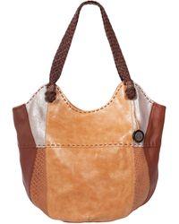 The Sak The Sak Indio Leather Tote Bag - Lyst