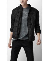 Burberry Sport - Packable Down Jacket - Lyst