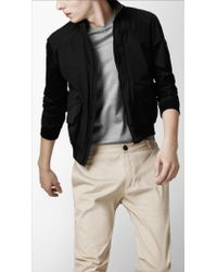 Burberry Sport Packaway Meshlined Blouson - Black