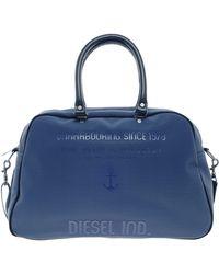 DIESEL - Fonzie Holdall Bag - Lyst
