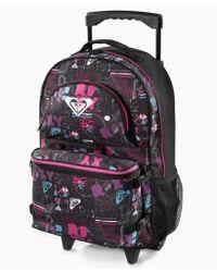 Roxy - Girls Roller Backpack - Lyst