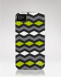 MILLY - Dimond Zig Zag Iphone Case  - Lyst