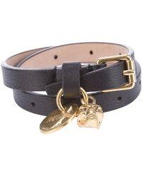 Alexander McQueen Wrap Around Bracelet - Lyst