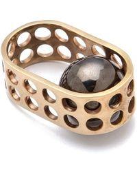 Kelly Wearstler - Hooded Ball Ring - Lyst
